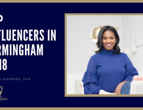 Top Influencers in Birmingham 2018