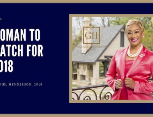 Woman to Watch for 2018