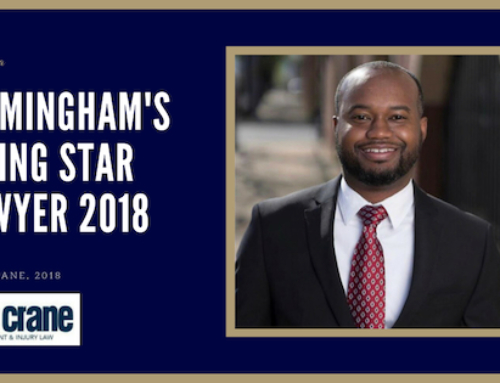 Birmingham's Rising Star Lawyer 2018