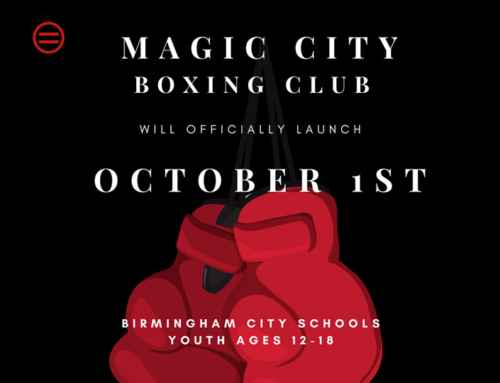 Magic City Boxing Club Debut