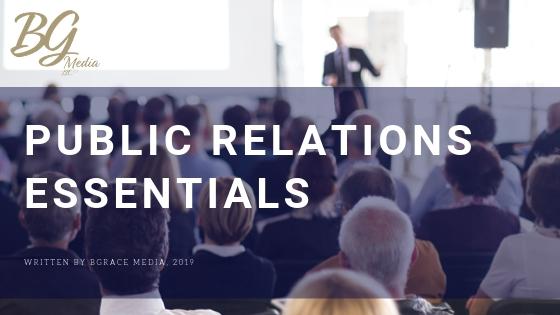 Public Relations Essentials