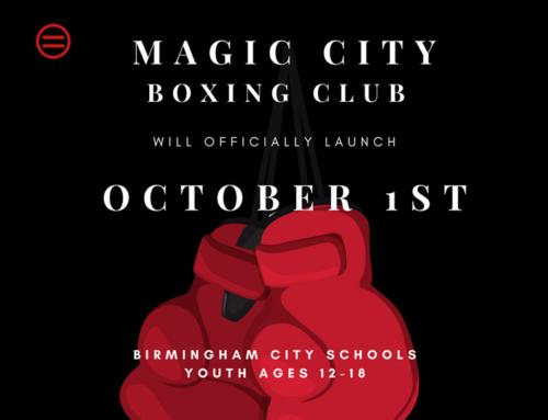 Magic City Boxing Club Debut