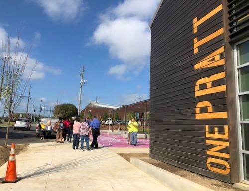 One Pratt Park Opening